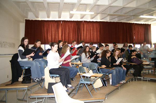 Choir and Chorale Photos