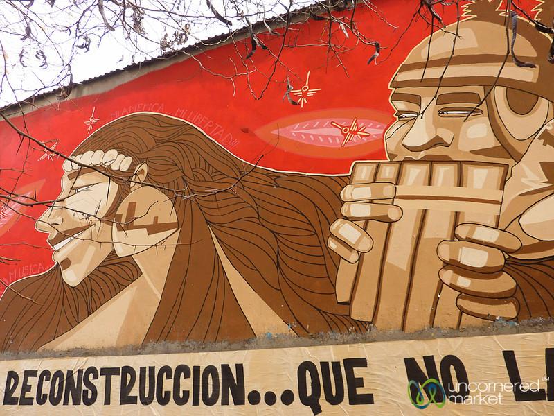 Santiago Street Art - Chile