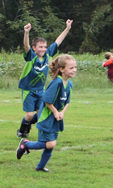 Upward Soccer 2011 Hawks