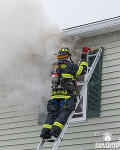 3rd Alarm Condo Fire - 31 Falcon Lane W, Bushnell's Basin, NY - 4/1/21