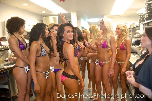 Twin Peaks Bikini Contest Dallas Addison