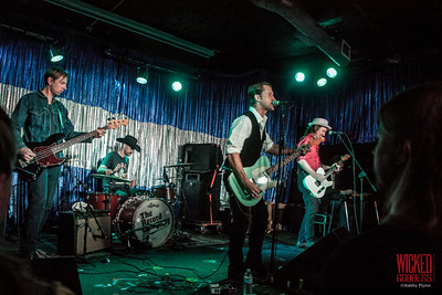 Chris Shiflett and the Dead Peasants at the Satelitte