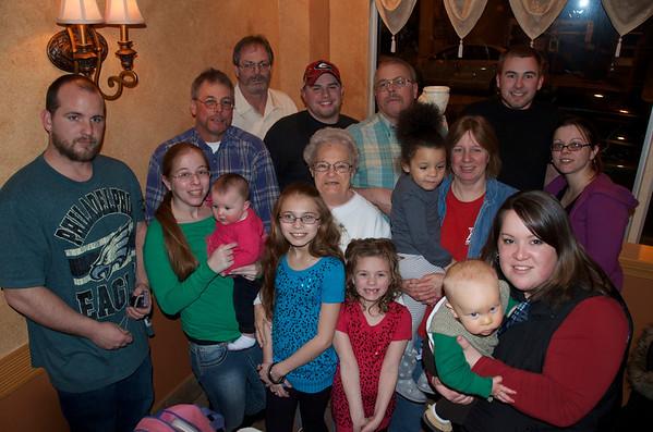 2013 Seeney Family Reunion