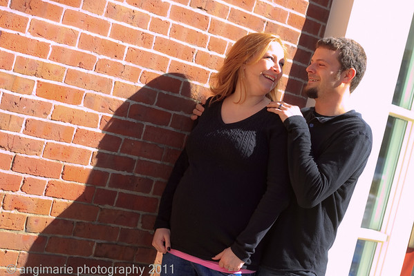 Melissa & Chuck {Baby Blessings}