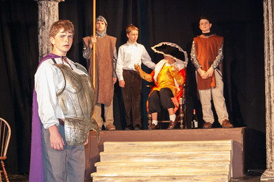 Middle School Play: Zorro