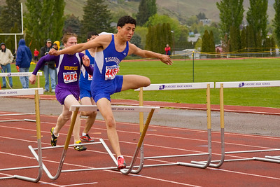 2009 CBBN League Meet @ Wenatchee
