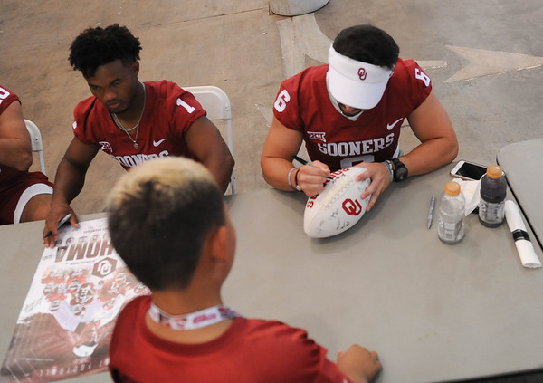 Meet the Sooners 2017