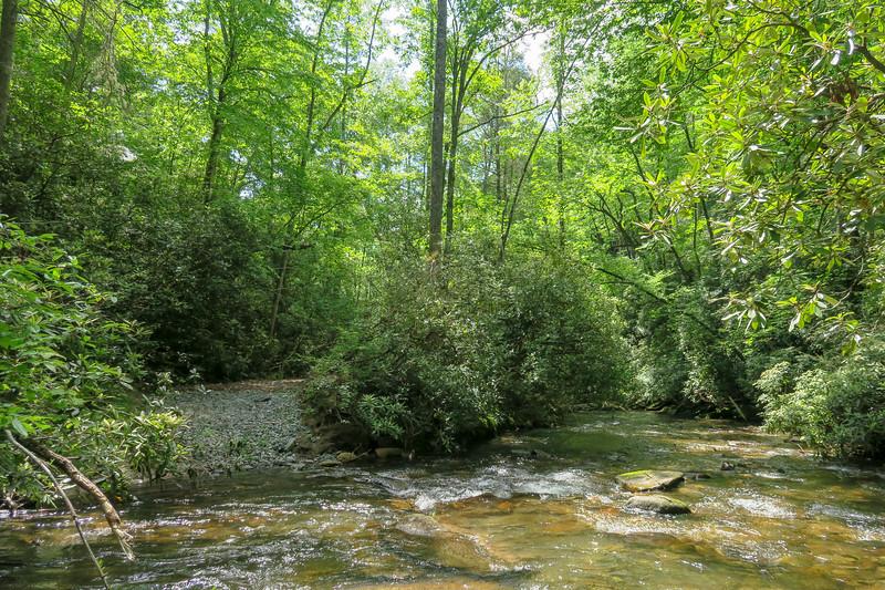 Riverside Trail @ Bradley Creek Crossing #3 -- 2,290'