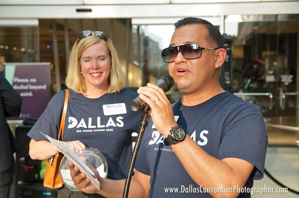 Dallas Visitors Bureau Mixer Galleria