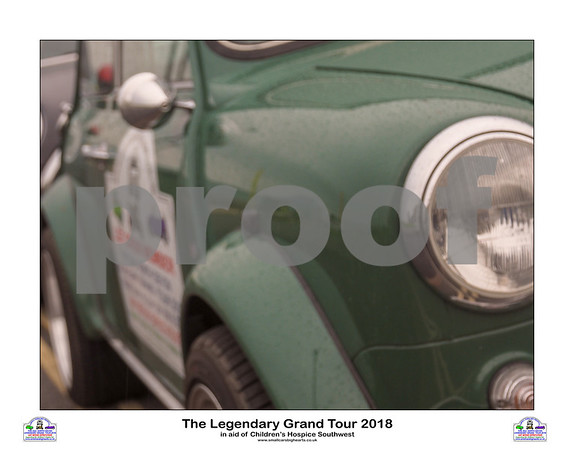 The Legendary Grand Tour 2018 - Sunday