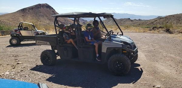 July 31 2020 Eldorado Canyon ATV/RZR & Gold Mine Tour