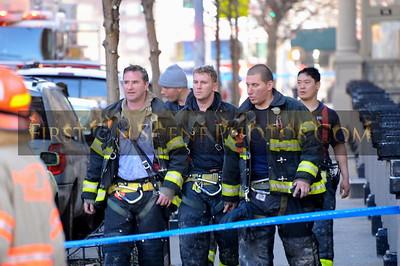 02/02/16 - Upper West Side 3rd Alarm