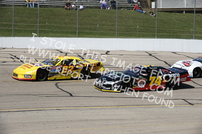 MASCS and Kenseth vs Kenseth - Madison International Speedway - August 29-30, 2009
