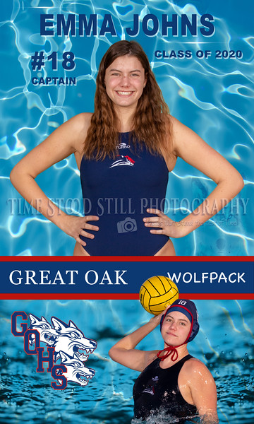 GOHS Girls Water Polo 2019-20
