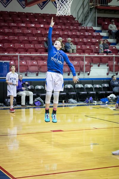 8th Grade A Basketball