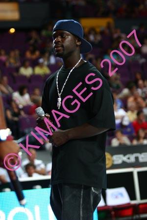 Kings Vs Adelaide - Pre-Game, Cheerleaders & Half-Time Entertainment 20-1-07