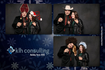 KLH Consulting Holiday