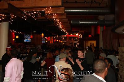Huge Pre-NYE Party at Lucas Park Grille 12-30-10
