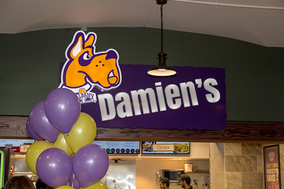 Damien's Ribbon Cutting Ceremony