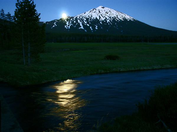 Cascades - Oregon