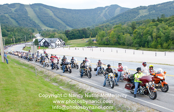 Killington Classic Bike Parade