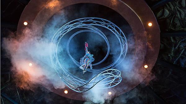 """Cirque """"O"""" 2012"""