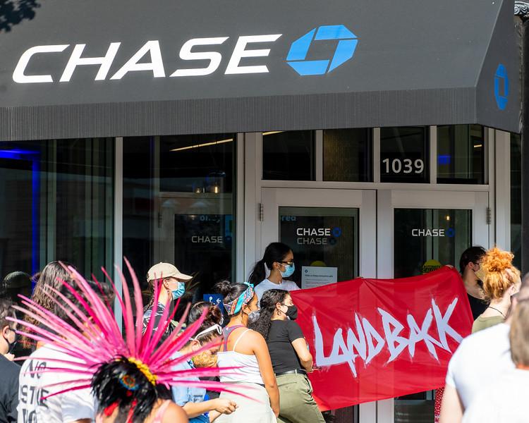 2021 08 16 Line 3 Protest Governor Mansion Chase Bank-32.jpg