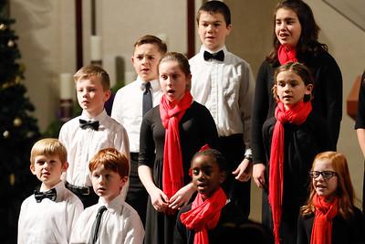 Detroit Children's Choir Christmas Festival - Livingston County  Youth Choir