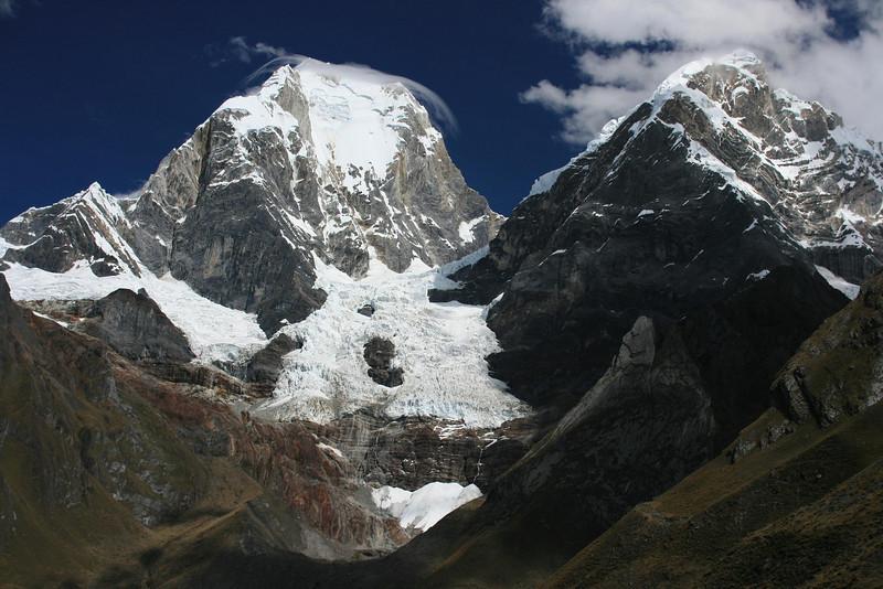 Mt. Yerupaja 6,634 meters