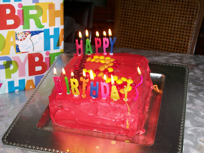 2009-12-23 Pop's Birthday (Pinky's Camera)