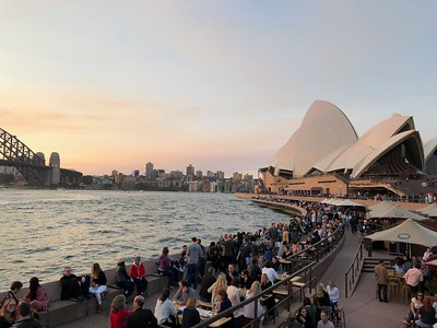 A Foodie Adventure in Sydney