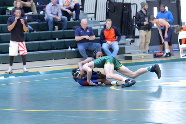 Wrestling at Prep League Championships