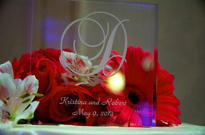 Kristina & Rob's Wedding