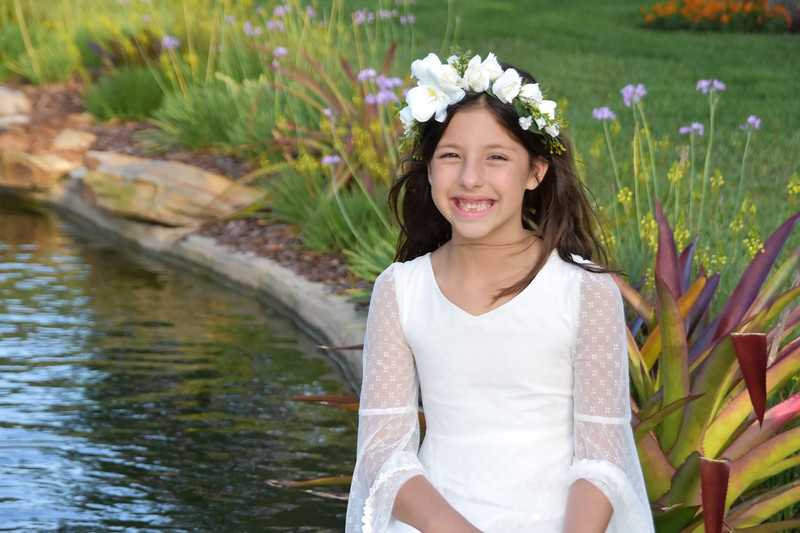 Alexandra - 8 years old birthday pictures
