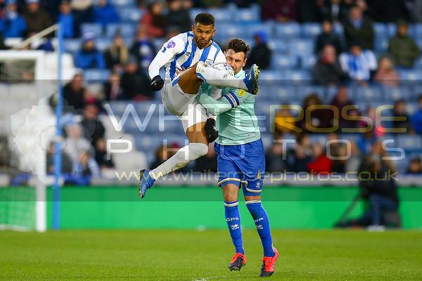 Huddersfield Town v Queens Park Rangers 08 - 02 - 20
