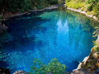 Belknap Hot Springs Trip - 2021/07/23-25
