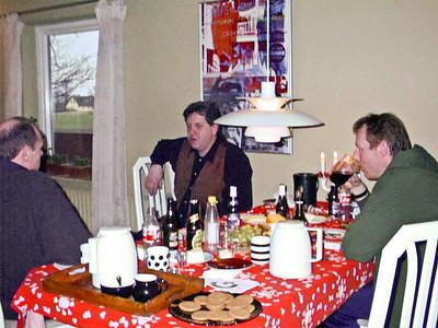 Julefrokost 2000