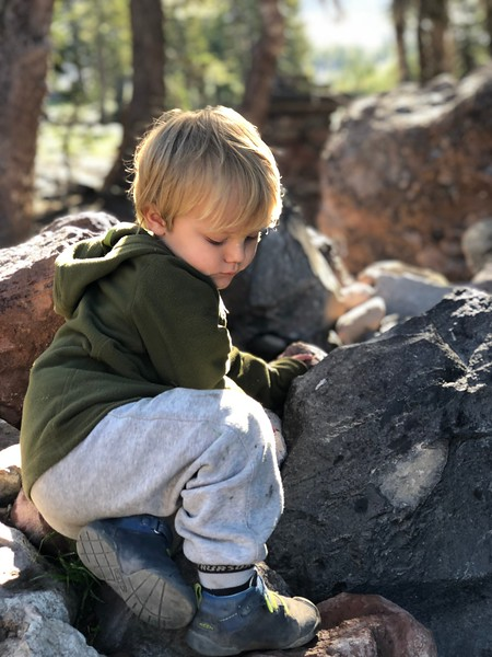 Mt. Shasta ~ Tim's 35th Birthday