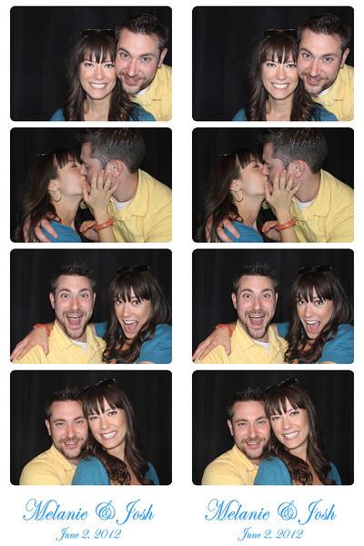 Melanie & Josh June 2, 2012