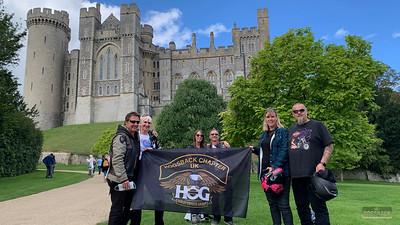 Rw6 to Arundel Castle, 5 Sep 2020
