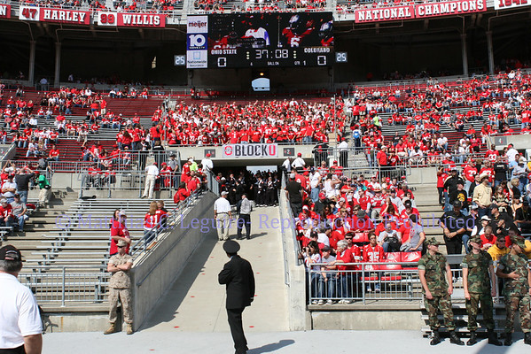 2011-09-24 Colorado vs. Ohio State Camera III