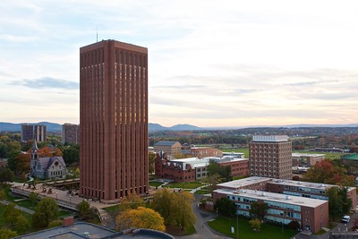 UMass in the Fall