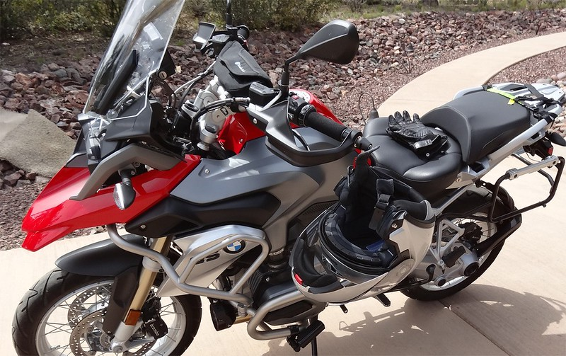 Item 1027 on a 2014 R1200GS