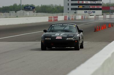 Saturday Aussie Pursuit - 2007 Spring Sprints