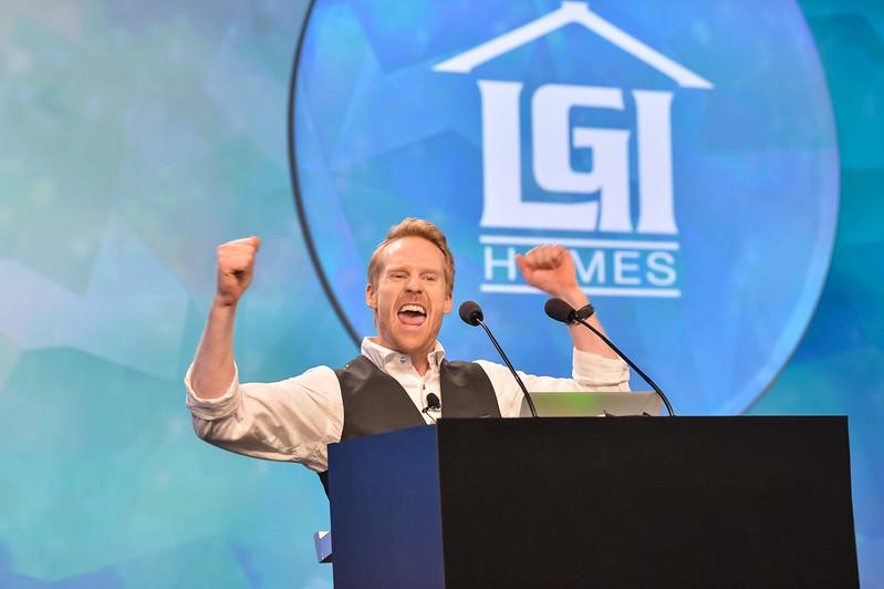 LGI Homes event in Whistler