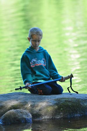 Cranberry Lake & Gavin Bday 7-17-11