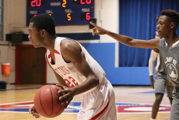 Junior Prep Basketball vs. Life Christian Academy - Nov 29