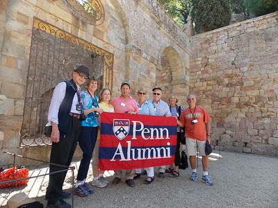 Penn Alumni Travel: Rivieras and Islands 2015