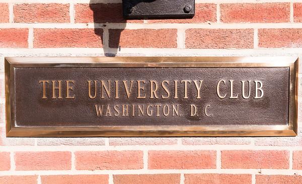 HBS Club DC - Gehl & Porter at University Club