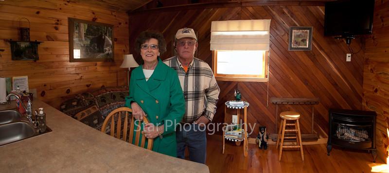 Progress - Bee Cliff Cabins 02-25-13